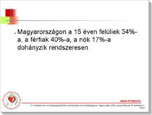 a dohányzás betegség kockázati tényezői)
